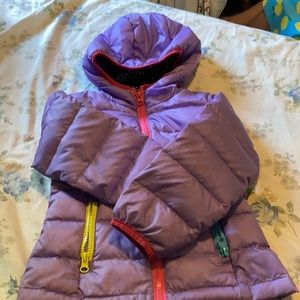 ⭐️NEW⭐️Down filled jacket for girls